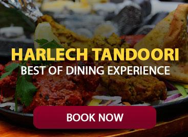 Indian and Bangladeshi Restaurant in Harlech