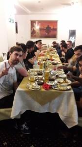 Indian Restaurant in Harlech