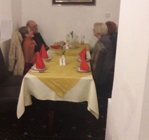 Indian Restaurant and Takeaway in Harlech